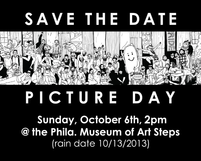 Picture Day save the date