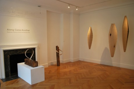 Installation View, Heechan Kim, courtesy of Genevieve Coutroubis