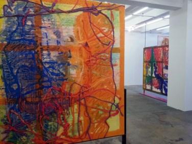 Installation view, Phigor, Dona Nelson