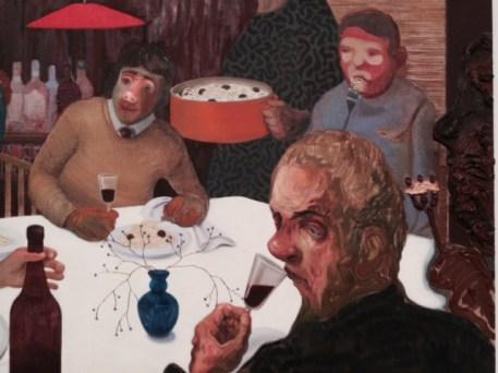 Detail, The Sunday Night Dinner, 2009