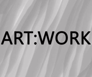 title art work logo
