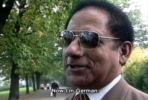 Former East/Former West 1994, 62 min, color, sound Shot in Berlin in 1992-93 after reunification, Former East/Former West is an essay about national identity in post-Cold War Germany.