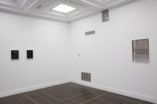 Installation View 1, Abington Art Center, Solo Series, Summer 2015