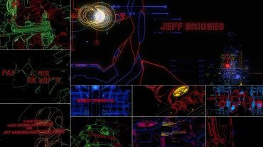 Iron Man Title Sequence by Danny Yount