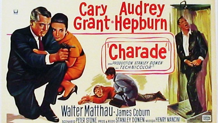 Charade Title Sequence by Maurice Binder
