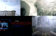 The Newsroom Season 2 Title Sequence by Huge Designs