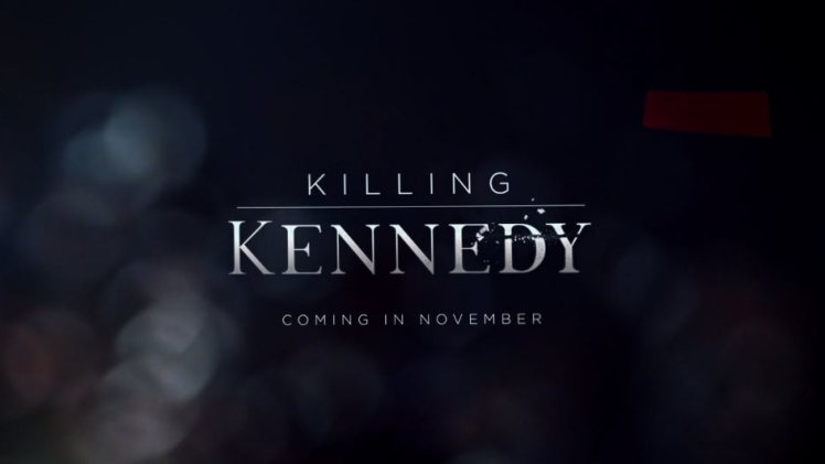 Killing Kennedy Title Sequence by Variable