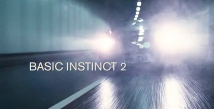 Basic Instinct 2 Title Sequence by Tomato