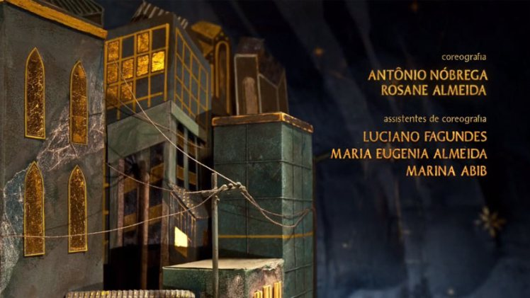 Brincante – Title Sequence