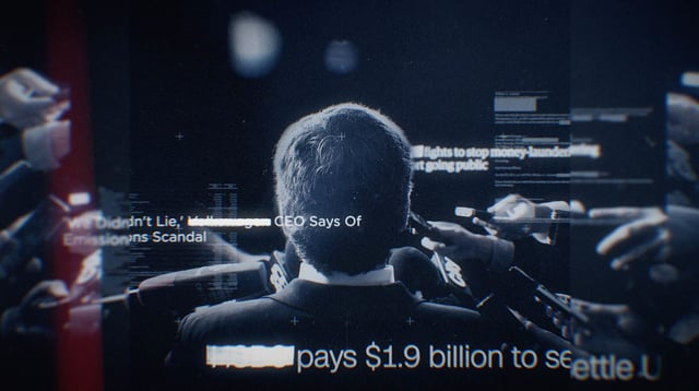 Dirty Money Title Sequence by Elastic