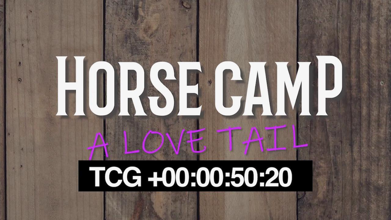 Tonmischung für Synchronproduktion: Horse Camp