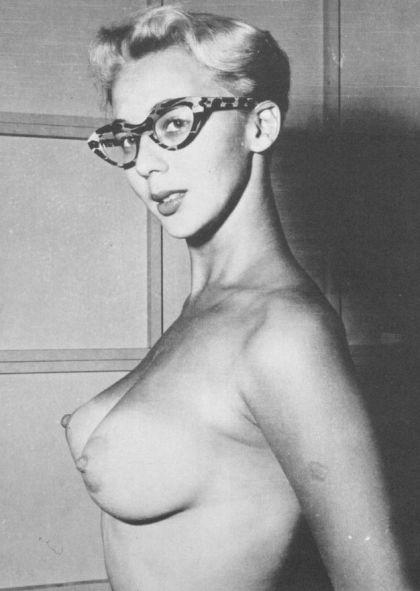 Miriam Fairfax Breasty Pinup