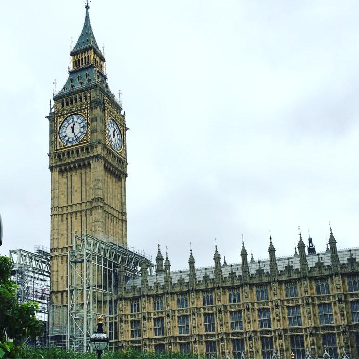 Visite de Londres