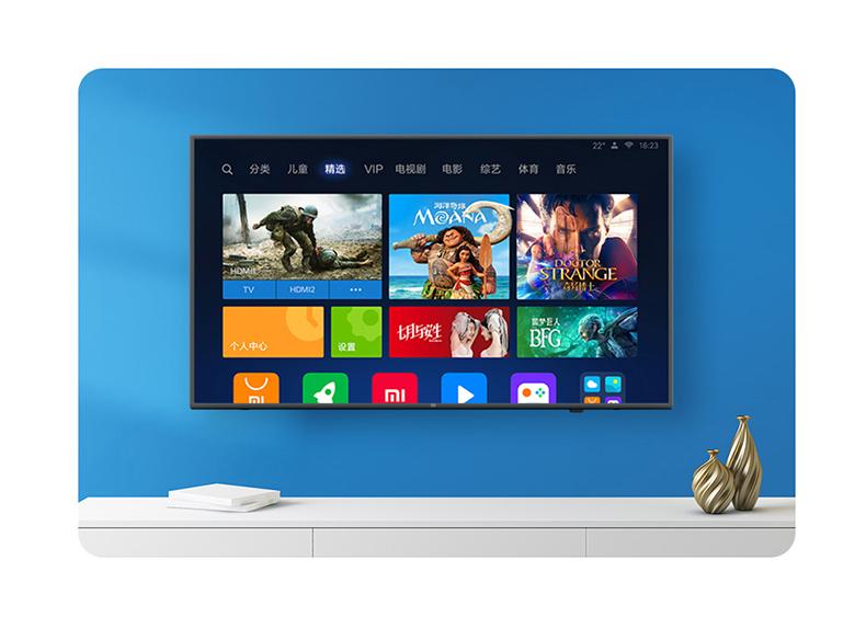 Tivi Xiaomi 4C 40 inch tích hợp trí tuệ nhân tạo