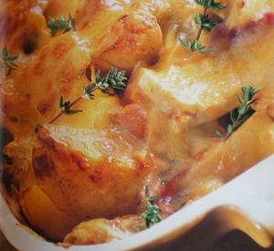 Patate e formaggio – Le ricette di Tivoo
