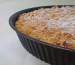 Torta Sbriciolata alla crema