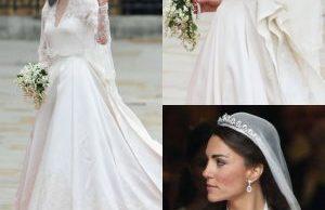 Abito Kate Middleton