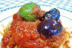 linguine-olive