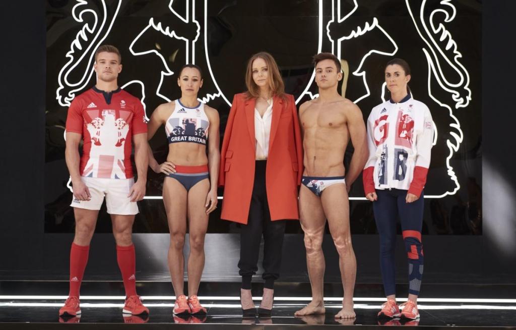 Stella McCartney e Adidas insieme per le Olimpiadi di Rio 2016
