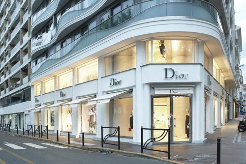 Dior presenta la Cruise collection 2017 tra fasti di Blenheim Palace