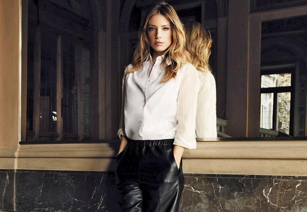Gaia Trussardi presenta la sua My Personal Wardrobe