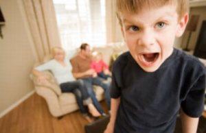 Iperattività infantile