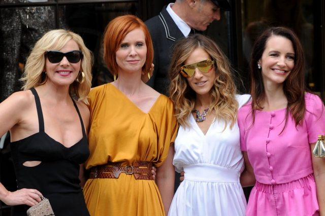 Sex and the City: Happy Birthday Carrie, Charlotte, Samantha e Miranda!