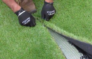 Come posare l erba sintetica semplici mosse tivoo