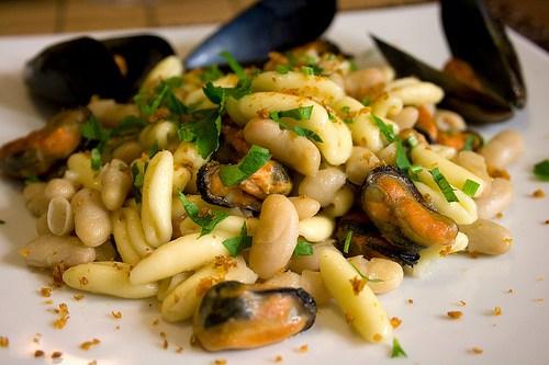 pasta-fagioli-cozze