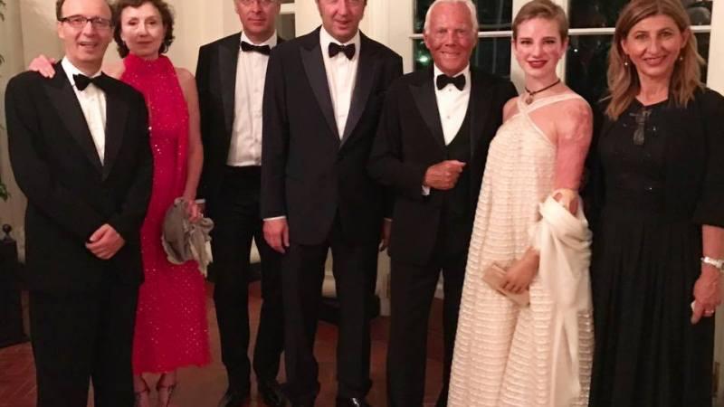 Dinner alla Casa Bianca made in Italy: le first lady scelgono i design italiani