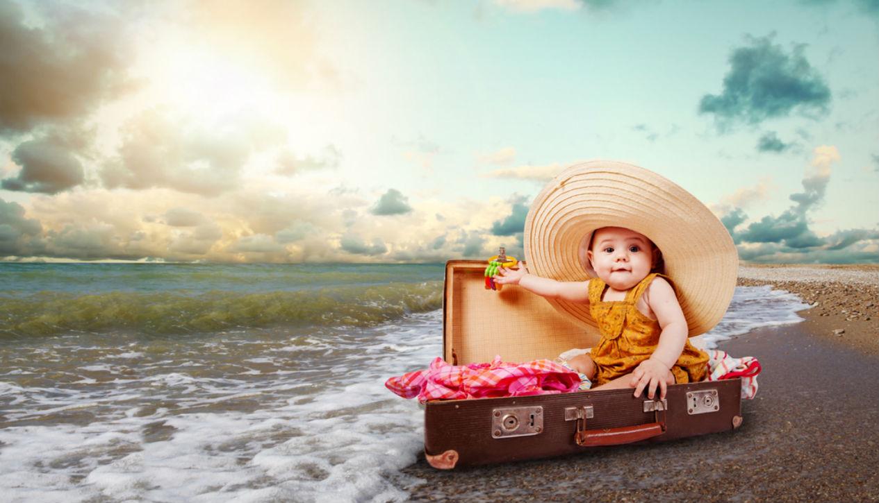 """""""Babymoon"""" o luna di miele preparto è il nuovo trend fra i neo genitori"""