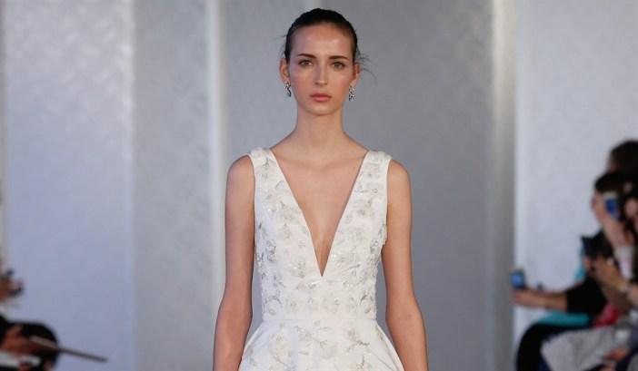 Oscar de la Renta bridal collection