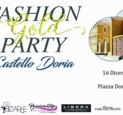 Fashion gold party