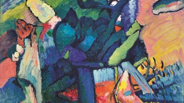 Kandinskij in mostra