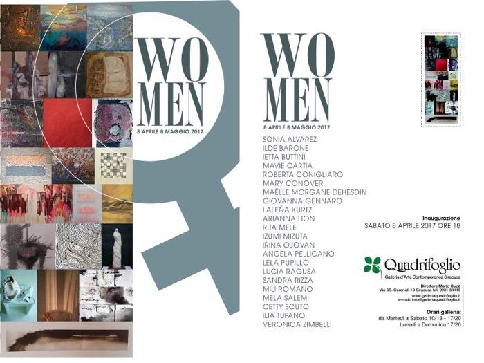 women mostra