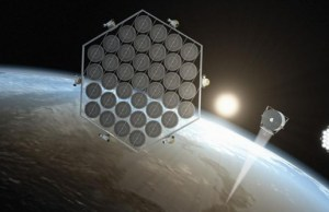 Fotovoltaico spaziale