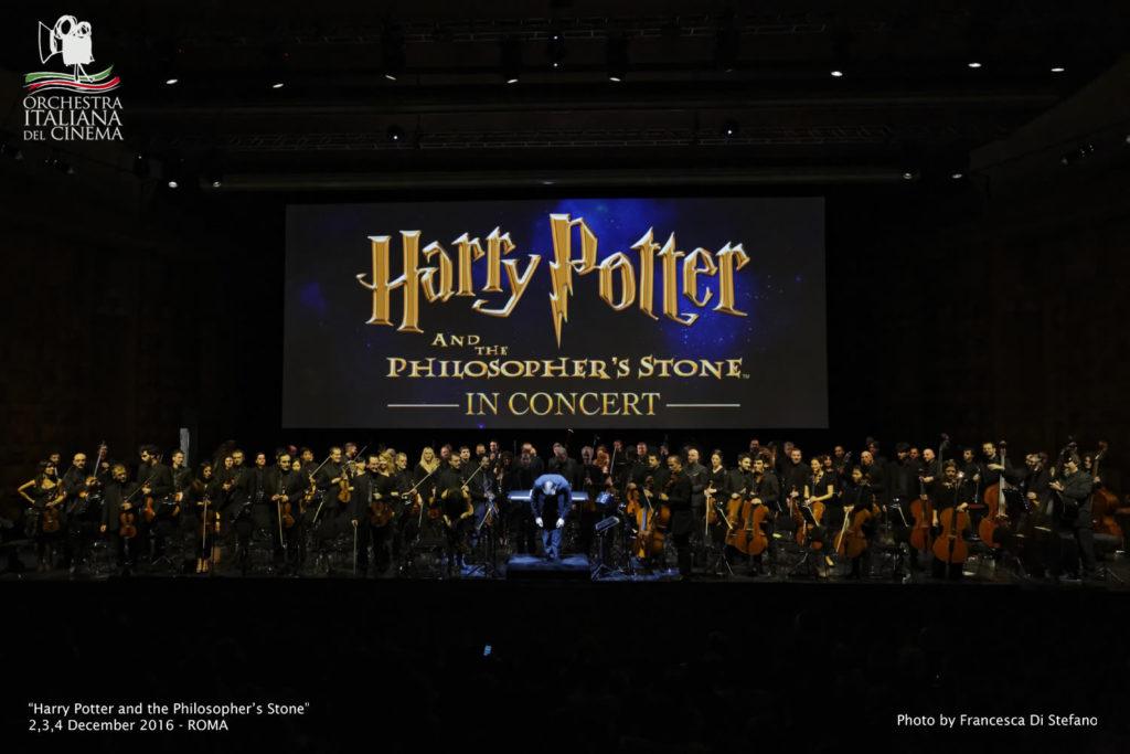 Harry Potter in Concerto con l'Orchestra Italiana del Cinema a Milano e Napoli