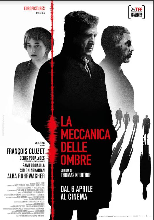 La Meccanica delle Ombre: Ecco il poster ufficiale italiano