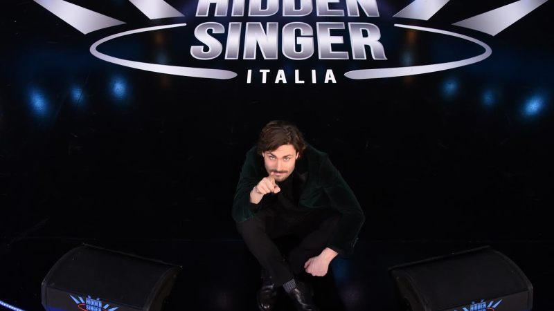 Hidden Singer: Nek protagonista della quinta puntata