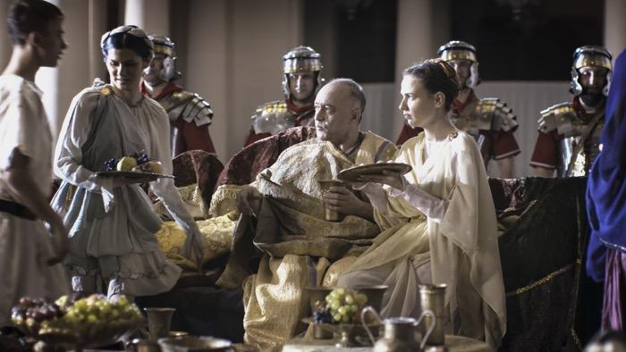 Natale di Roma su history