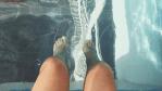 piscina nel vuoto