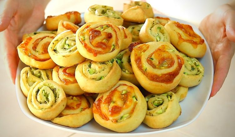 Girelle ricotta e spinaci
