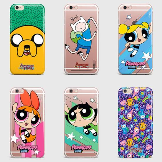 cover powerpuff girls, adventure time