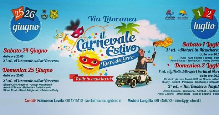 Carnevale Estivo Torrese