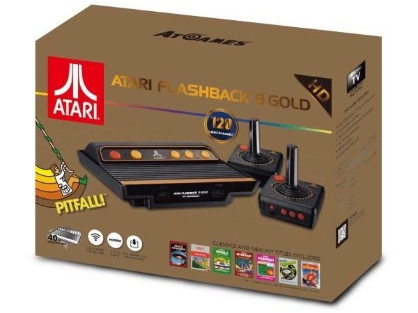 Primi video per Sega Genesis Flashback e Atari Flashback