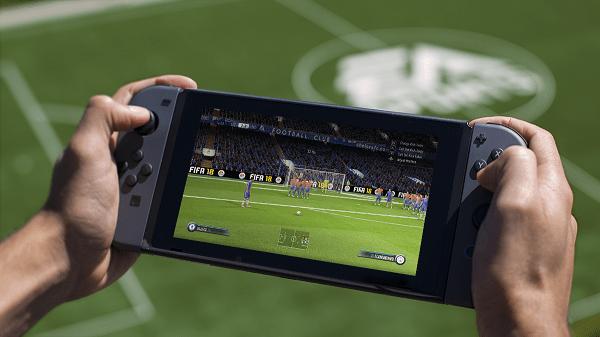 E3 2017: Rivelati tutti i dettagli della versione Switch di FIFA 18