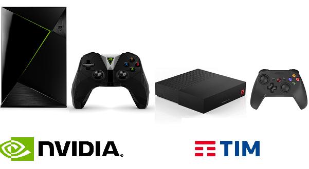 TIM si lancia nel mondo del gaming e sfida Nvidia Shield