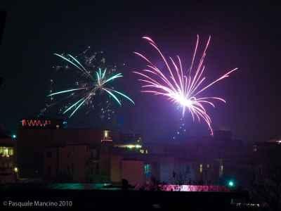 Capodanno a Napoli: musica, feste e discoteche