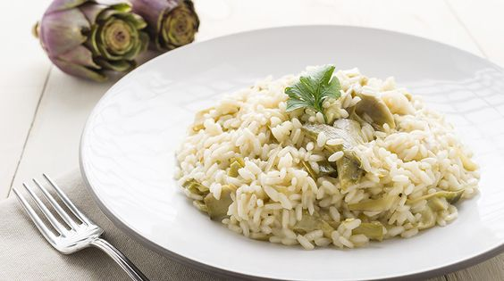risotto-carciofi-speck-primi