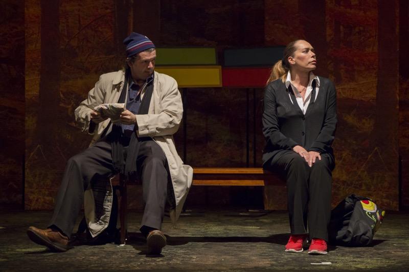 """Il Bacio"", Barbara De Rossi al Teatro San Babila"
